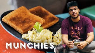 Going Green: Cannabis Mashed Potatoes and Scrambled Eggs