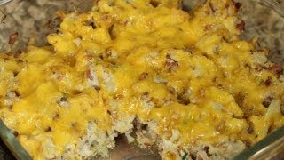 Cauliflower Never-tasted-this-good Casserole By Rockin Robin