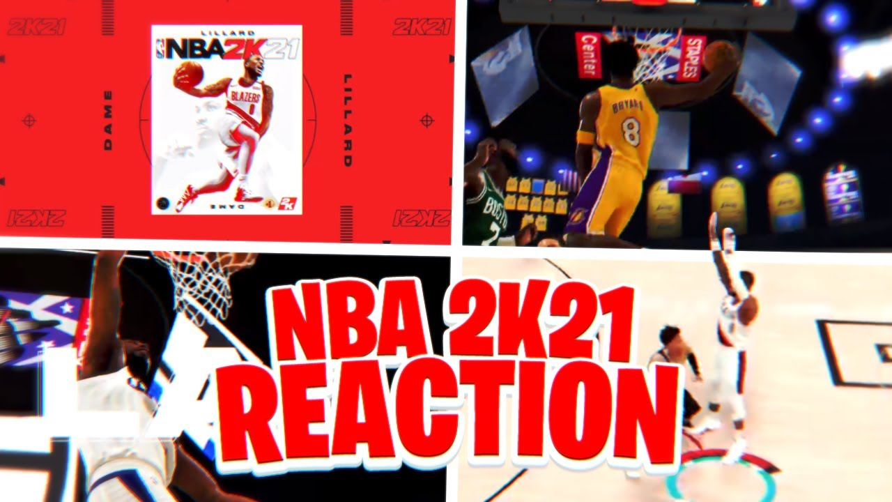 NBA 2K21 Trailer Reaction! Gameplay, Park News, Dribble Move News, Affiliations, 2K Beach + More!