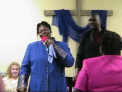 Juanita Bynum II; Apostle Terry McLean