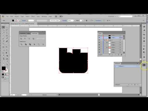 MGD213 - Creating a Die Line in Illustrator