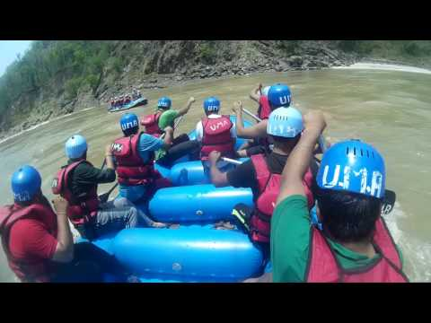 Rishikesh trip I wan Team (Meerut)27-may-2017