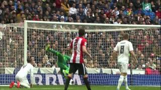 Real Madrid 4-2 Athletic Club RESUMEN LaLiga J24