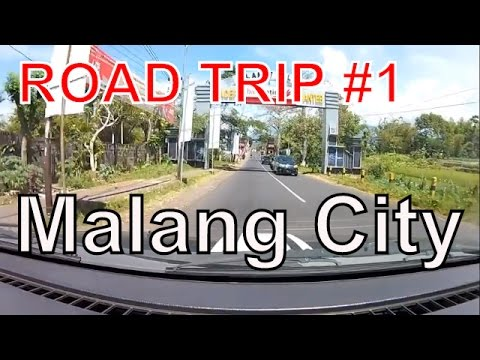 Morning Road Trip #1: Malang City, East Java, Indonesia