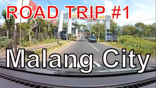 Morning Road Trip 1 Malang City East Java Indonesia Youtube