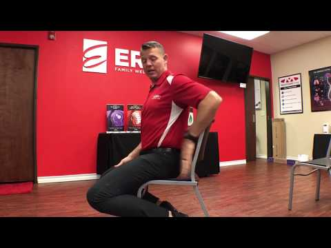 Coppell TX Doctor Shows You How to Avoid Back Pain by Sitting Properly