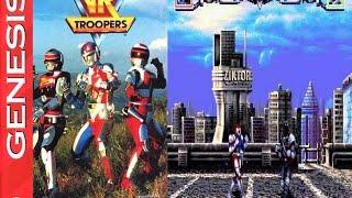 Video VR Troopers (Sega Genesis) download MP3, 3GP, MP4, WEBM, AVI, FLV Juli 2018