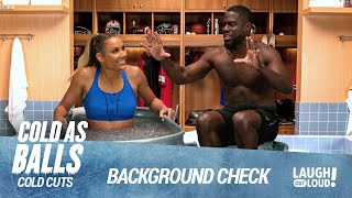 Lolo Jones Teaches Kevin Hart How to Bobsled | Cold as Balls: Cold Cuts | Laugh Out Loud Network