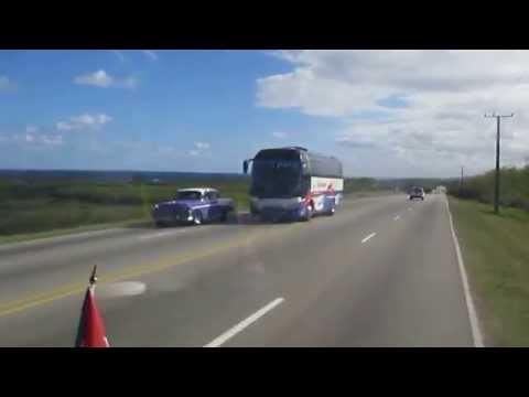 Trafico y Carreteras Cuba