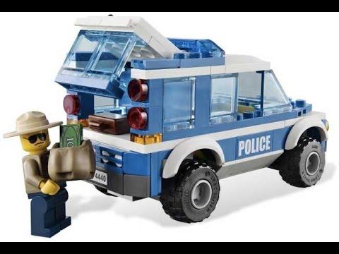 Lego city police autom viles y camiones juguetes para - Lego city camion police ...