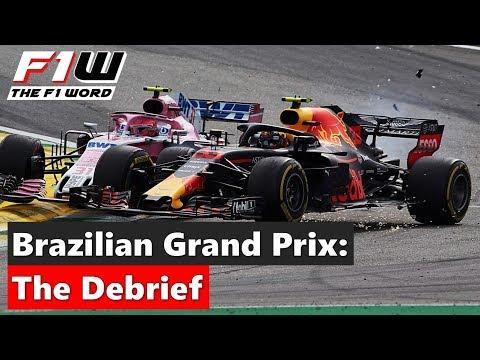 Brazilian Grand Prix: The Debrief Mp3