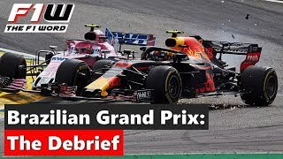 Brazilian Grand Prix: The Debrief