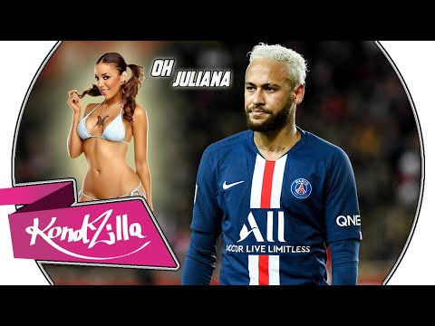Neymar Jr ● OH JULIANA (MC Niack)