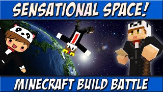 Sensational Space! | Team Build Battle w/ MyNamesChai