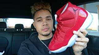 One Week After The Air Jordan 11 Win Like 96 Release! VLOG