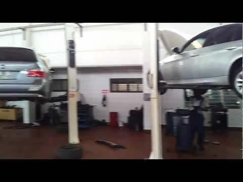 Ghana Mechanical Lloyd BMW vehicle service area