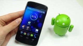 видео LG Nexus 4