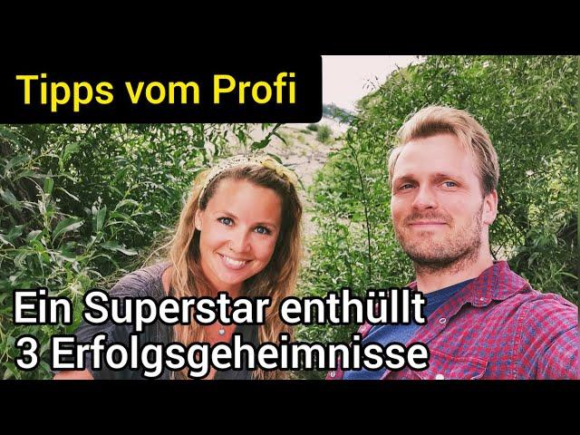 Viveca Lindhe: 3 Fragen an professionelle Sängerin -Lampenfieber loswerden -Singen lernen INTERVIEW