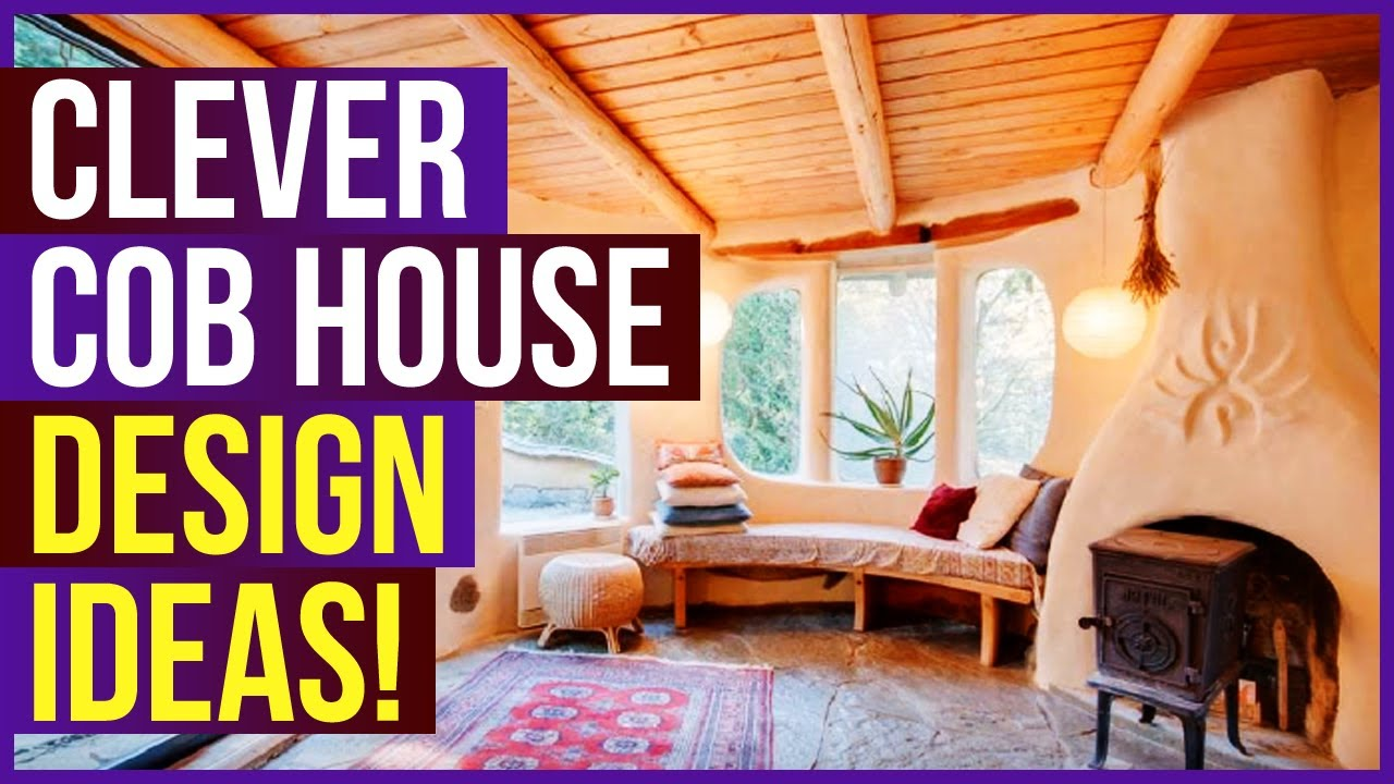 Clever Cob House Design Ideas - YouTube