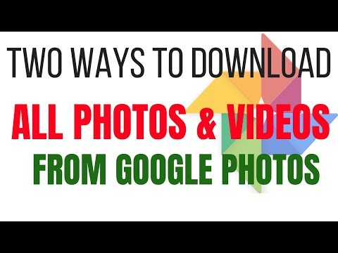 Access google photos in drive