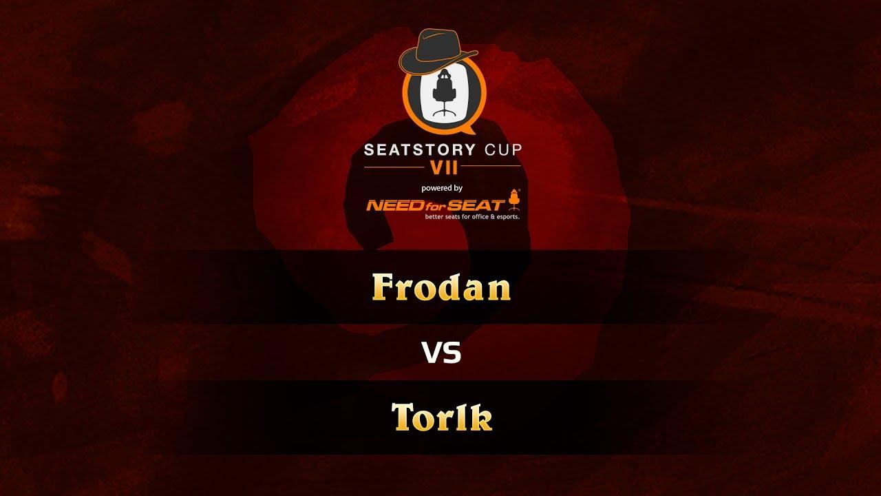 Frodan vs Torlk , SeatStoryCup 7 Group Stage