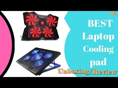 Best Cooling Pad For Laptop - Are Notebook Coolers Effective for Gamer? Ft. Tarkan Unboxing & Review