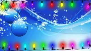 ✔ 18:00 Awesome Christmas Video Motions & Effects + Makes Nice Holiday Background Video