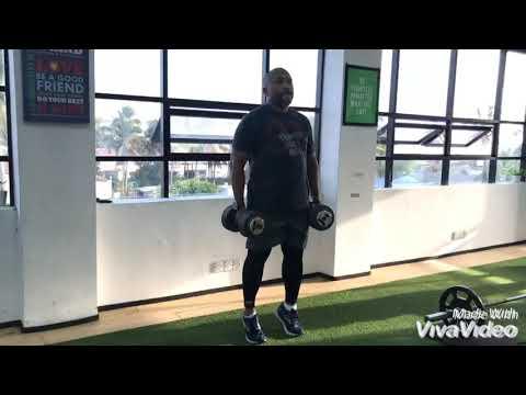 Functional Weight Training (Lower Body - Leg) | AJAS WELLNESS FUNCTIONAL GYM