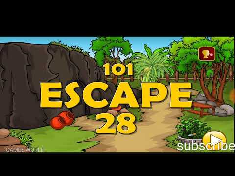 501 Free New Room Escape Games level 28 walkthough up to end