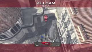 Top 5 MW3 Throwing knife Kills