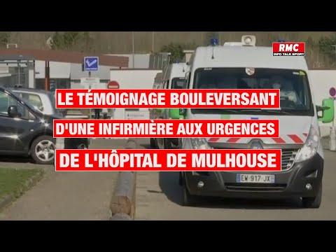 Le témoignage bouleversant de Maria, infirmière aux urgences de l'hôpital de Mulhouse