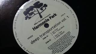 Mike Huckaby - All By Myself - Deep Transportation Vol 1