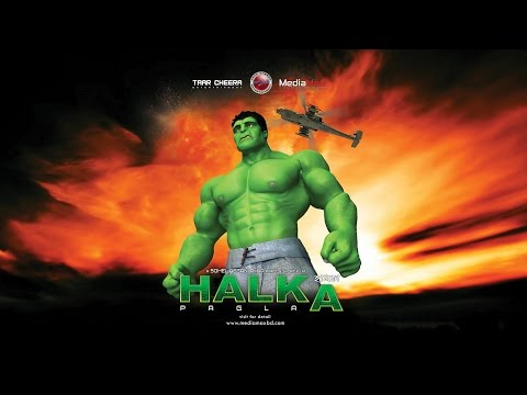 HALKa PAGLA 2010  Full Length Parody Short Film