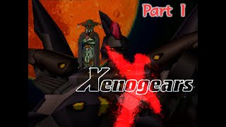 Xenogears: The Movie - Part 1/2