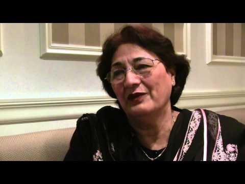 Hon. Khalida Rachid Khan - The Challenges of Hearing Cases of Extreme Violence