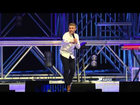 ARISE Conference 2014 – Ps John Cameron