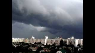 Ураган в Гомеле!!!