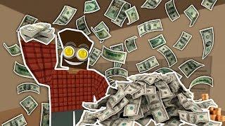 Как заработать деньги на карточках в Steam!