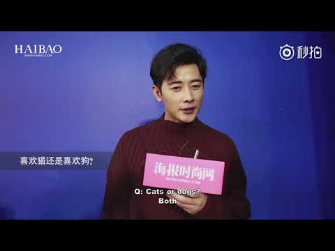[English Subs] Q&A with Luo Jin 罗晋快问快答