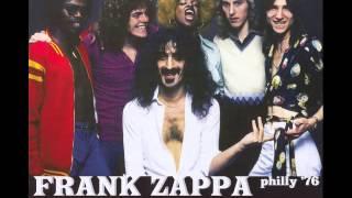 Frank Zappa Black Napkins