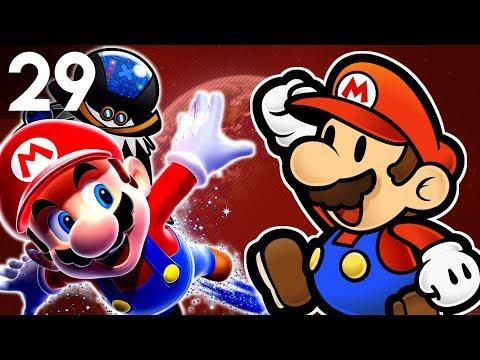 Paper Mario GALAXY ! - Paper Mario MDR 29
