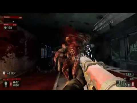 Killing Floor 2 Burning Paris Hell of Earth 6 players Coop (Part 1/2)