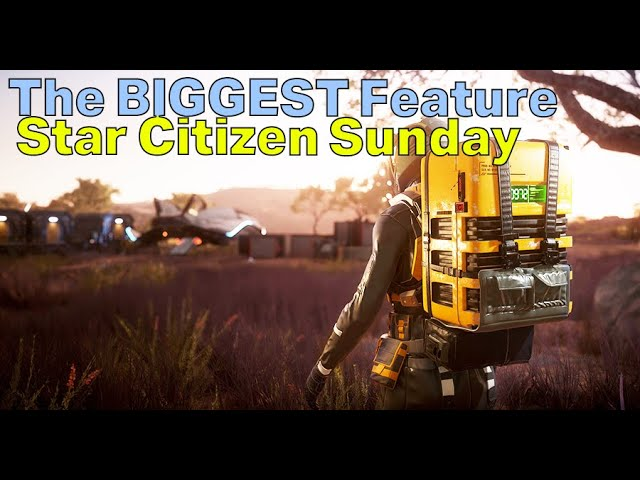 The BIGGEST Features Since 3.0! Personal, Local & Ship Inventory | Star Citizen Sunday
