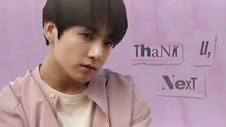 jungkook; thank u, next