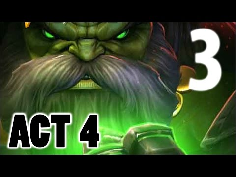Marvel: Contest of Champions - Act 4 Chapter 3 - Full Battles (Gameplay Walkthrough)