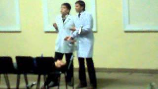 Doktorlaraf5 in diplomacy lyceum under UWED