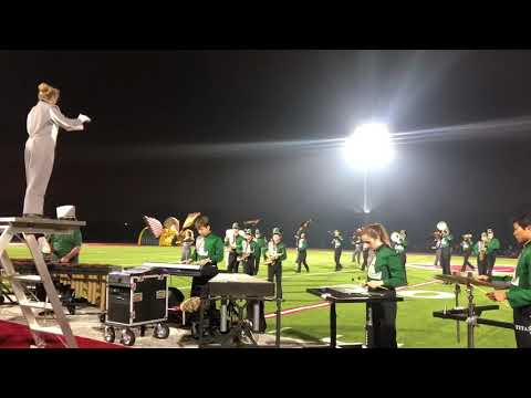 Sophie Perry LCA Screaming Eagle Band