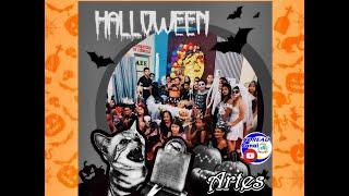 GINÁSIO MUNICIPAL - Aulas de Artes - Halloween