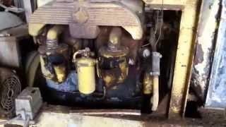 Moteur Vendeuvre 4 cylindre diesel 40 ou 45cv