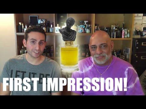 New MDCI Fragrances First Impressions W/ Carlos!